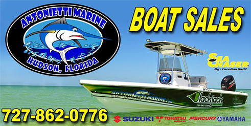 Dealership Information | Antonietti Marine | Hudson Florida